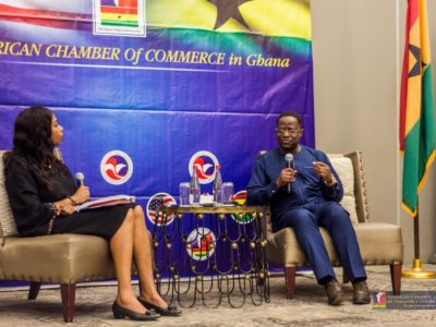 American Chamber of Commerce in Ghana